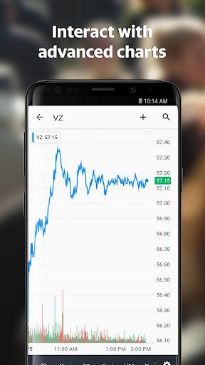 Yahoo Finance: Real-Time Stocks & Investing News screenshot 3