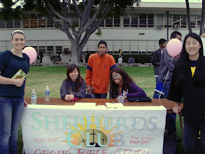 Photo: CSULB Club Rush Fall 2010