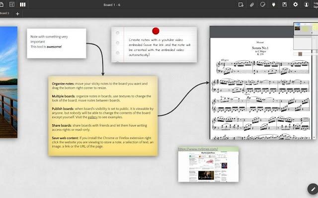 Note Board - Sticky Notes App