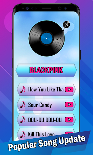 Blackpink Piano Tiles 2020 3.0 screenshots 2
