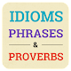 English Idioms, Phrases & Proverb for PC-Windows 7,8,10 and Mac