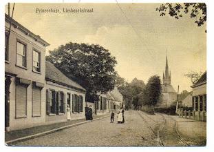 Photo: Liesboschstraat (vanaf de Liesboschlaan)
