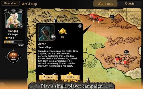 Eldhelm - online CCG/RPG/Duel - screenshot thumbnail