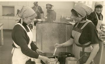 Photo: Kochunterricht, gemeinsam macht es Freude