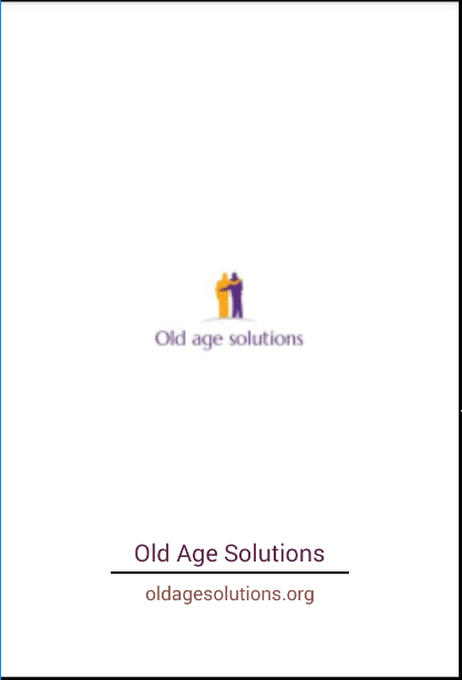 Old Age Solutions- screenshot