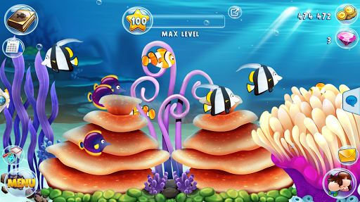 Fish Paradise - Ocean Friends screenshots 1