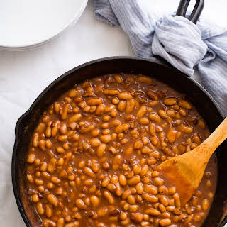 Fast and Fancy Pork and Beans.
