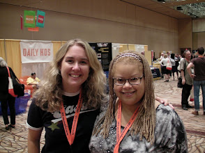 Photo: With Robin McGehee of GetEqual