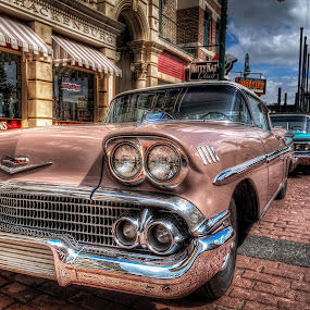 Vintage by Tim Pursall - Transportation Automobiles ( hdr, transport, automobile, florida, usa )