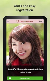 ChinaLoveCupid - Chinese Dating App- screenshot thumbnail