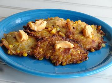 Bob W's Corn Cakes Recipe