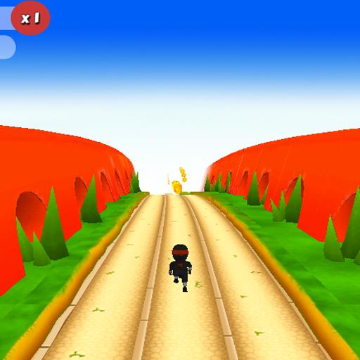 Run Subway Ninja 2