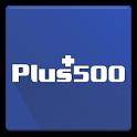 Plus500 Online Trading icon