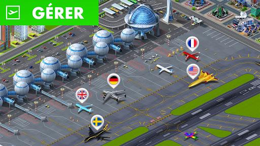 Télécharger Gratuit Airport City APK MOD (Astuce) screenshots 1