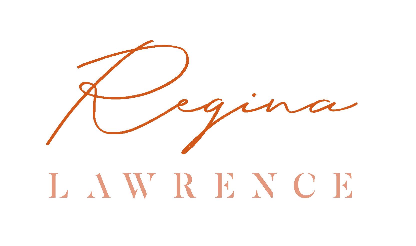 Regina Lawrence Logo