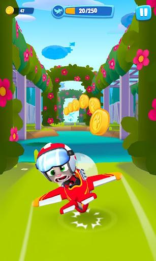 Talking Tom Sky Run: The Fun New Flying Game apktram screenshots 6