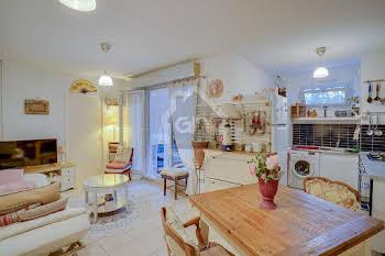 Appartement 2 pièces 36,57 m2