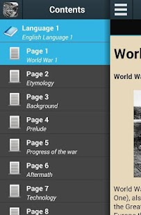App World War 1 History APK for Windows Phone | Download Android APK