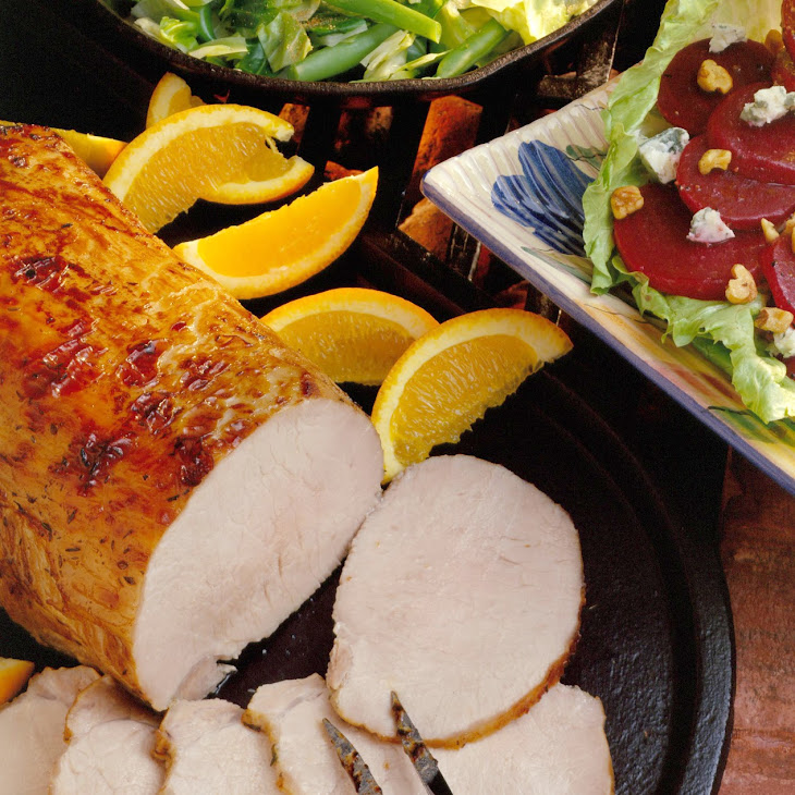 Spicy Cured Pork Loin Recipe