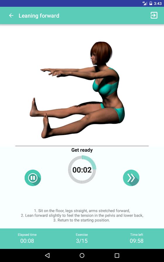 Stretching Exercises Google