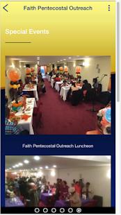 Faith Pentecostal Outreach Min - náhled