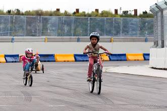 Photo: Op wat voor fiets maakt ook helemaal niet uit, het is allemaal human powered.