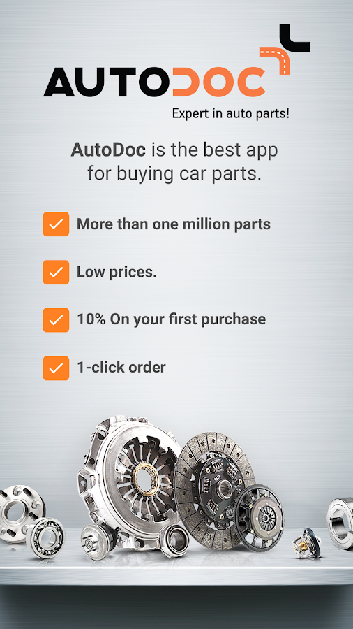 Autodoc — High Quality Auto Parts at Low Prices- screenshot