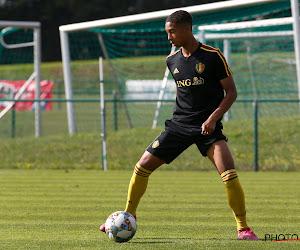 🎥 Rob Nizet, U19 belge, buteur avec les U23 de Norwich