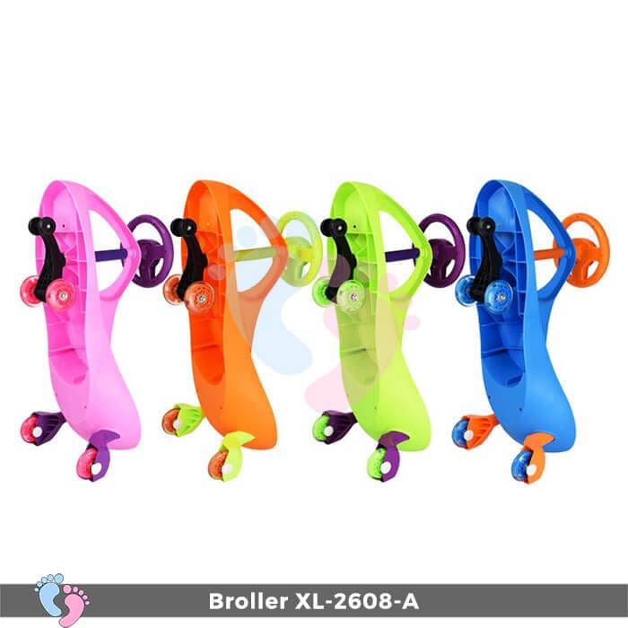 Xe lắc cho bé Broller XL-2608A 2