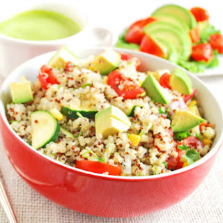 Quinoa Salad (Gluten Free)