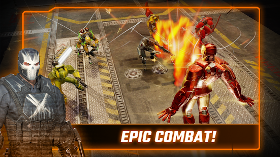 MARVEL Strike Force- screenshot thumbnail