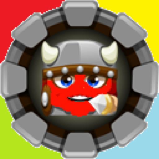Red Ball 7 ( Dungeon of Doom ) 街機 LOGO-玩APPs