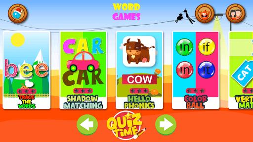 Kindergarten kids Learn Rhyming Word Games 7.0.3.5 screenshots 17