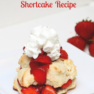Classic Strawberry Shortcake.