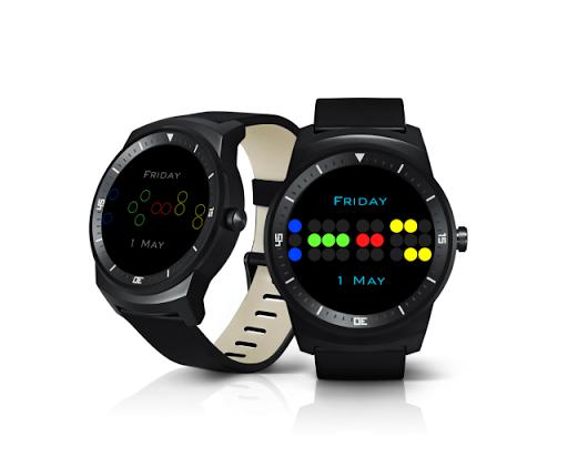Tix Clock Watch Face