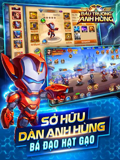 Dau Truong Anh Hung - Đấu Trường Anh Hùng  captures d'écran 2