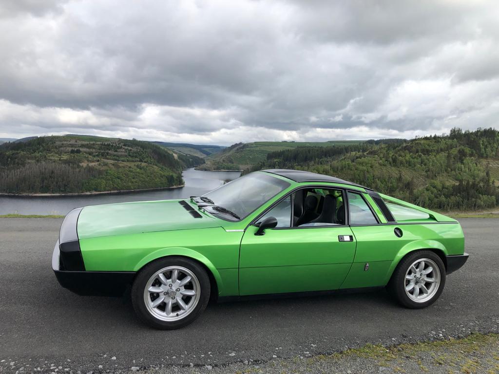 Lancia Montecarlo Spyder Hire Maidenhead