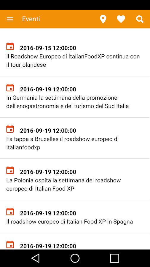 Italian Food XP- screenshot