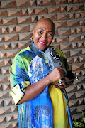 Actress Clementine Mosimane dedicated her award to all women in particular domestic workers