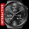 Black Metal HD Watch Face