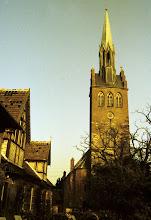 Photo: Pfarrhaus & Kirche Basedow