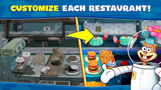 SpongeBob: Krusty Cook-Off 1.0.21 Screenshots 5