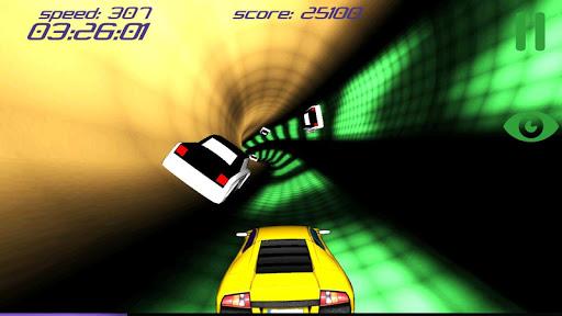 TunnelX 3D: Traffic Racer