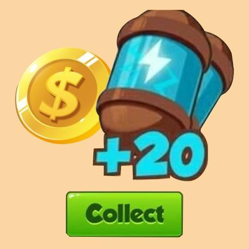 Daily Free Spins & Coins for Coin Master