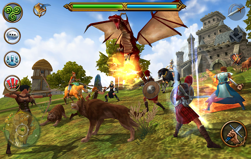 Celtic Heroes - 3D MMORPG 2.67 screenshots 11