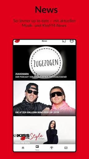 98.8 KISS FM screenshot 5
