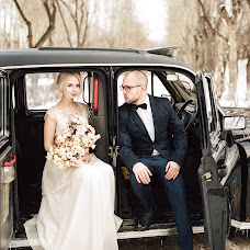 Wedding photographer Natalya Obukhova (Natalya007). Photo of 08.01.2018