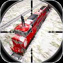 Rush Hour Train Sniper 3D icon
