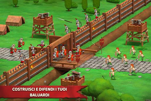 Grow Empire: Rome  άμαξα προς μίσθωση screenshots 1