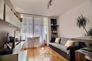Appartement meublé 2 pièces 37,15 m2